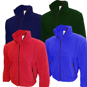 Fleece Jacket Fruit of the Loom Screen Stars Kids Childrens New Age All Sizes