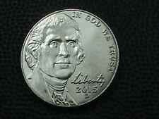 UNITED STATES 5 Cents 2015 D UNC