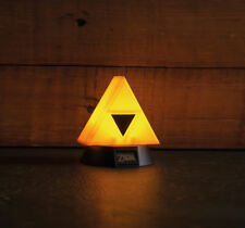The Legend of ZELDA Tri-Force 3D Mini Licht Light 10cm Leuchte Lampe NEUWARE