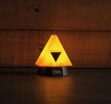 The Legend of Zelda Tri-Force 3D Mini Light Light 10cm Light Lamp New