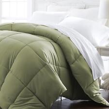 Super Plush Down Alternative Comforter Microfiber Sage King/California King