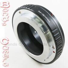 Nikon S RF mount lens To Fujifilm X-Pro1 FX XPro1 Adapter interchangeable camera