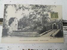 CPA Villeneuve saint Georges , Moulin de Senlis
