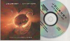 journey - city of hope promo cd