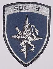 Luftwaffe Aufnäher Patch NATO SOC 3 Sector Operations Center 3 ............A2363