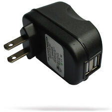 Wall Charger USB AC Adapter For Cell Phones, Tablets, Smartphones MP3 & Gaming