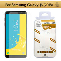 Gorilla Tempered Glass Screen Protector Shield Cover for Samsung Galaxy J6 2018