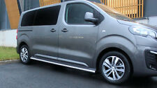 PEUGEOT EXPERT 2016- L2 PROTECTION LATERALE X2 HOMOLOGUE INOX 60MM, MARCHE-PIEDS