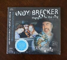 Hanging in the City by Randy Brecker (CD, Apr-2001, MSI Music Distribution) NEW