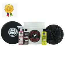 Chemical Guys Car Auto Wash /Protectant/ Detailer Complete Care Maintenance Kit