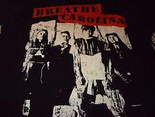 Breathe Carolina Tour Shirt ( Size L ) Good Condition!!!