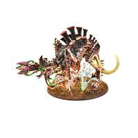 TYRANIDS tyrannofex #1 WELL PAINTED Warhammer 40K