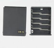 CM12 CM12G ALKALINE CASE FOR ICOM H6 H12 M2 U2 A21 A20 IC-A21 IC-A20 IC-A2 RADIO