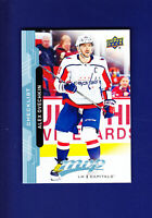 Alex Ovechkin CL 2018-19 Upper Deck UD MVP Hockey BLUE #220 (MINT) Capitals
