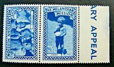 Melanesian Mission (1938?): Fine mint n/h pair