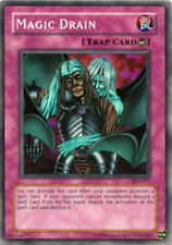 YuGiOh Magic Drain - TP4-017 - Common - Promo Edition Moderately Played