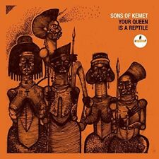 Your Queen Is A Reptile - Sons Of Kemet (2018, CD NEUF)