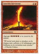 Canción hirviente/Seething Song | ex | 9th | ESP | Magic MTG