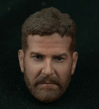 Figure Masters 1/6 Scale America Sniper Bradley Cooper Head Sculpt with neck