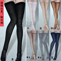 1/6 Female Stockings High Socks UD4.0 LD ND Fit 12'' TBL JO Seamless Figure Body