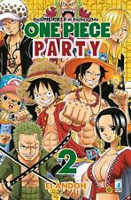 ONE PIECE PARTY 2 - MANGA STAR COMICS ITALIANO - NUOVO