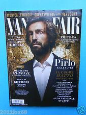 magazines 2014 vanity fair 23 andrea pirlo rocco siffredi emily blunt jude law