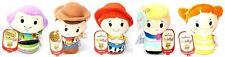 Hallmark Itty Bittys Disney Toy Story 4 Bo Peep Buzz Gabby Jessie Woody Set of 5