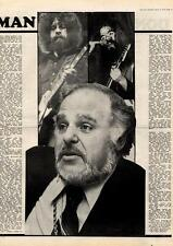 Wizzard ELO Move Black Sabbath Roy Wood Don Arden The Manager MM4 Interview 1974