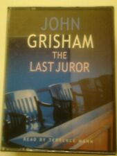The Last Juror by John Grisham, Audio Cassette Book,