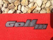 Golf III US Schriftzug Emblem hinten VR6 GTI Mexico 3 VW Volkswagen USA