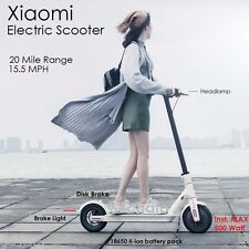 *NEW* Xiaomi Electric Scooter Ultra Light Folding 20 Mile Range @ 15.5/mph *NEW*