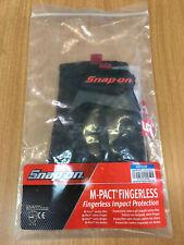 Snap-On Tools M-Pact Fingerless Impact Protection Gloves Brand New Size Medium