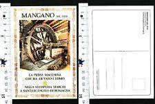MANGANO SEC. XVII - STAMPERIA MARCHI SANTARCANGELO DI ROMAGNA - 57688