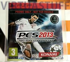 Pro Evolution Soccer 2013, PES, Promo Not for Resale, Sony PSP, nuovo, very rare
