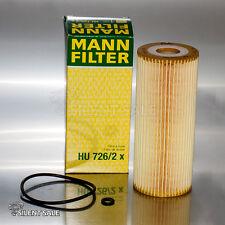 Ölfilter ORIGINAL  MANN FILTER HU 726/2x