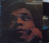 JOHNNY NASH - I Can See Clearly Now ~ VINYL LP US PRESS
