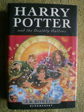 Harry Potter and the Deathly Hallos - Buch in englisch von J. K. Rowling