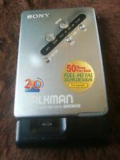 Sony WM-EX670 Cassette Walkman Made in Japan  Excellent Metal Body