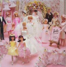 SPRINGBOK BARBIE DREAM WEDDING Jigsaw Puzzle with Vintage Dolls 500 Pieces
