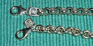 .999 18 inch silver necklace  and .999 silver 7 inch bracelet made in USA