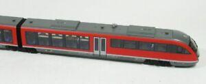 H0 2  tlg. Dieseltriebwagen Desiro VT 642 DB Piko 52210 AC Dig. NEU OVP