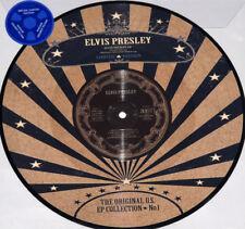 ELVIS PRESLEY - THE ORIGINAL U.S. EP COLLECTION NO.1, LTD EDN PICTURE DISC LP