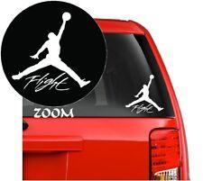 NBA Jordan 23 signatureFlight Jumpman Logo AIR Vinyl Decal Sticker for Laptop