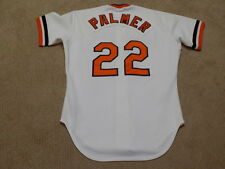 51479ca422d Jim Palmer Game Worn Signed Jersey 1987 Baltimore Orioles HOF
