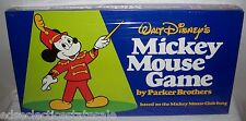 Vintage Parker Brothers ©1976 Disney MICKEY MOUSE Game NEW/SEALED