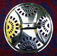 Dobro resonador cubierta muy bello patrón buen estado de 28,5 cm de diámetro
