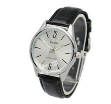 -Casio MTPV005L-7B Men's Strap Fashion Watch Brand New & 100% Authentic