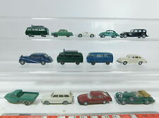 AZ461-0,5# 13x Wiking H0 (1:87) CAMIÓN: Volkswagen/VW+Horch+MB+DKW+vw+Opel etc.