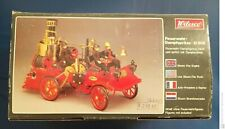 Wilesco Steam Fire Truck Engine D305 Brand New. In OB with Paperwork & Catalogs