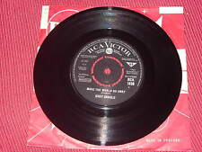 Eddy Arnold:   Make The World Go Away   1965  EX+   7""